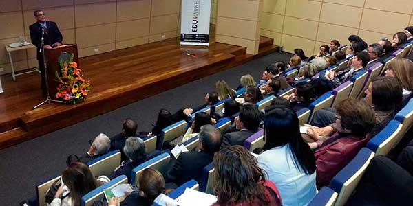 """Conferencia abierta """"La Escuela que Aprende"""""""