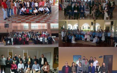 Programa de auxilios y ayudas para instituciones educativas alcanza los 100 beneficiarios
